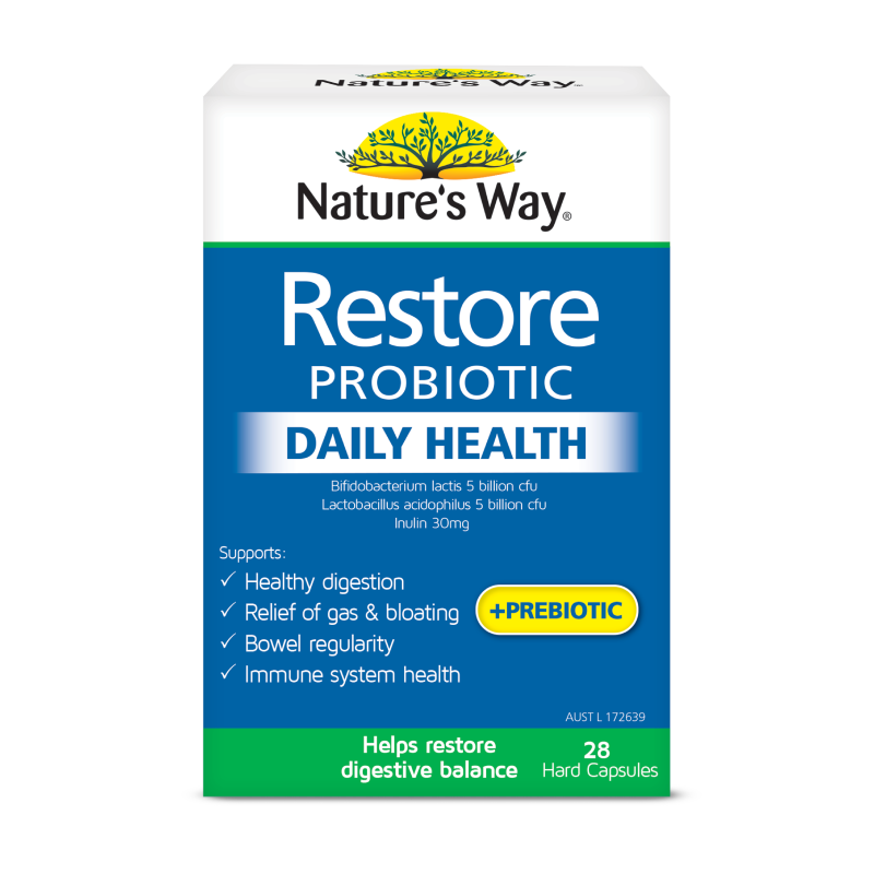 Restore Probiotic Daily 28s