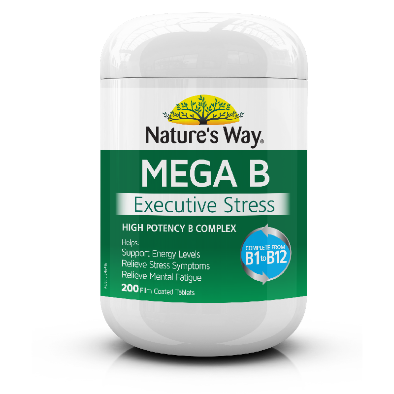 Nature's Way Mega B 200s