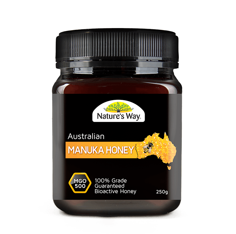 Nature's Way Manuka Honey 500MGO 250g