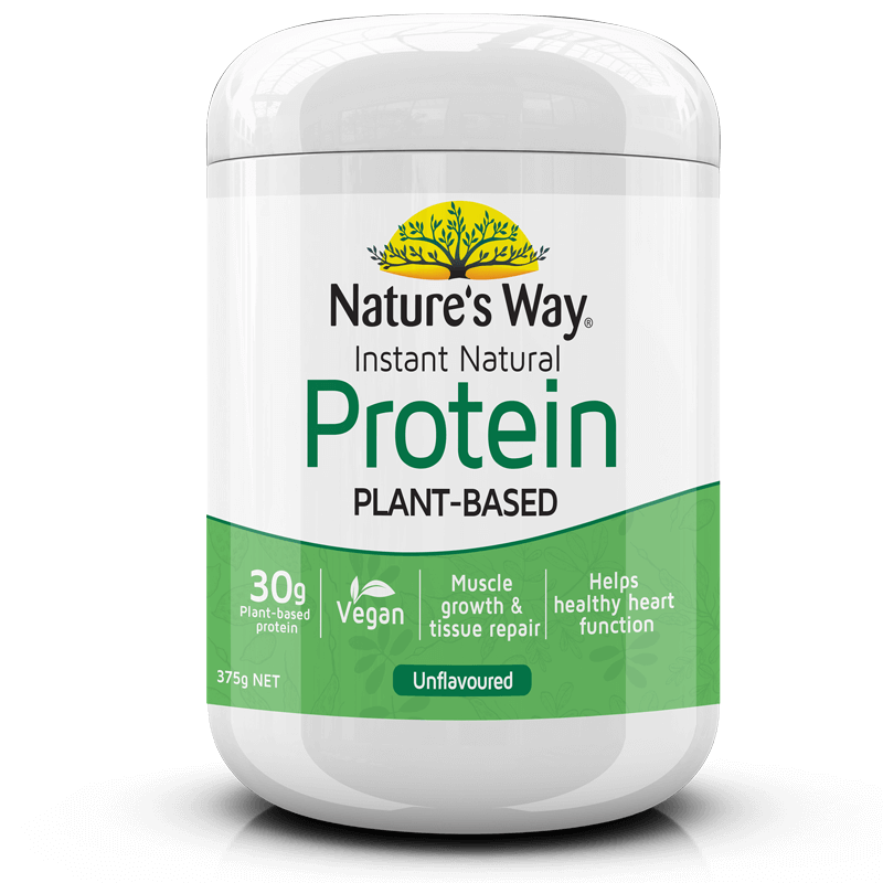 Instant Natural Protein Unflavoured 375g