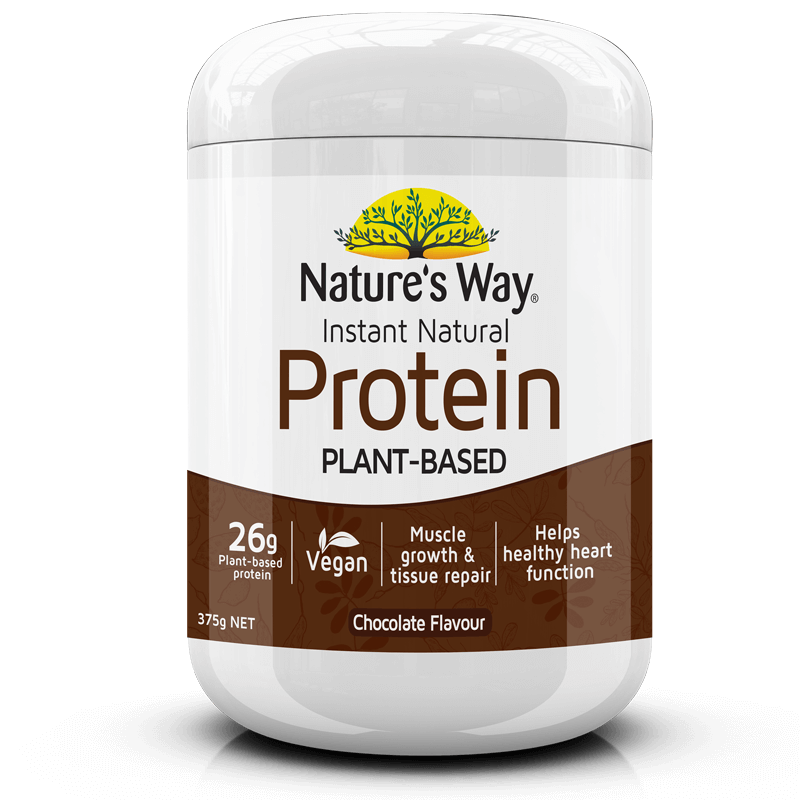 Instant Natural Protein Chocolate 375g