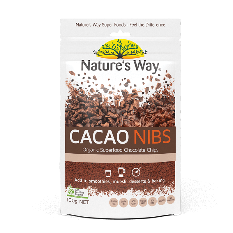 Superfoods Cacao Nibs 100g