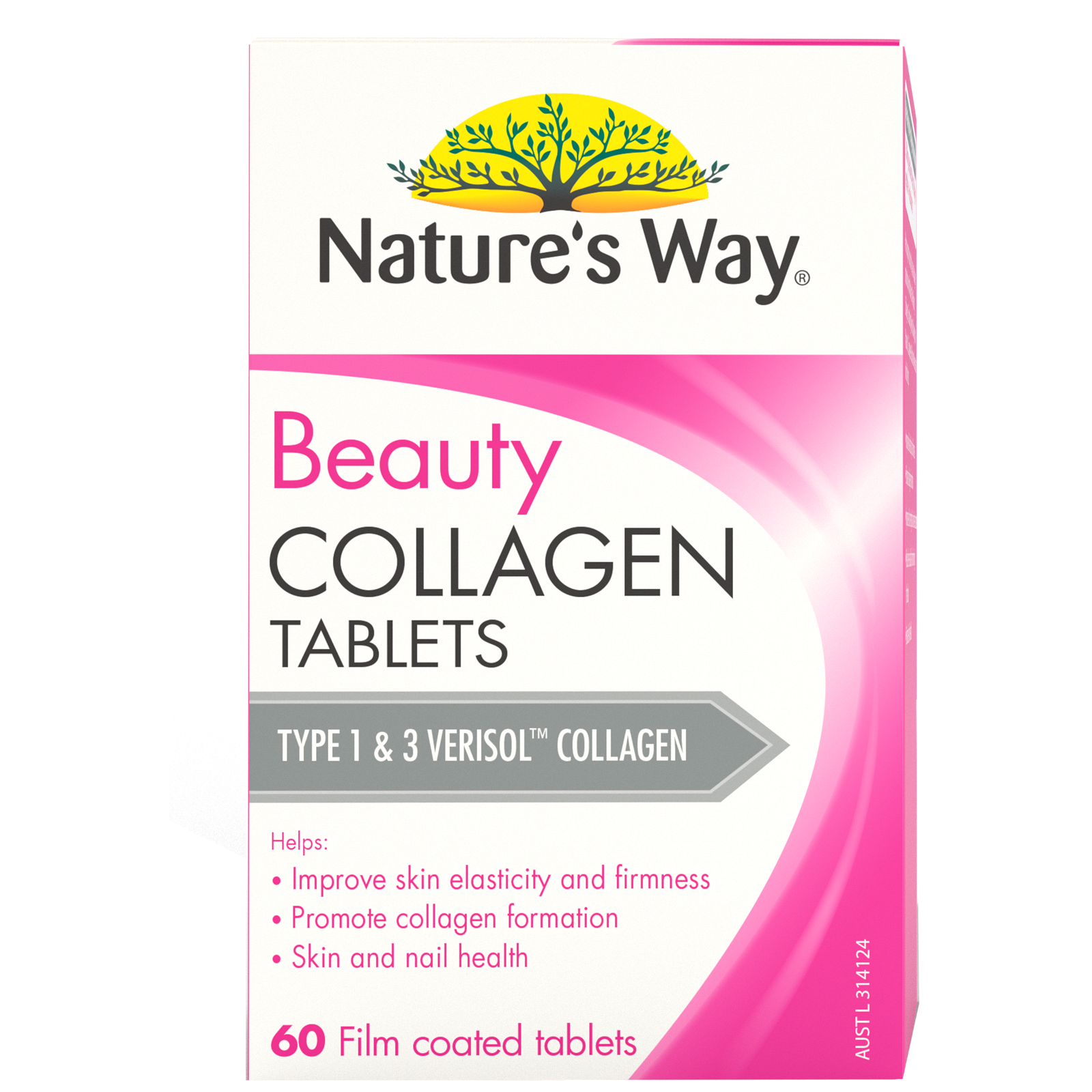 Beauty Collagen Tablets 60s