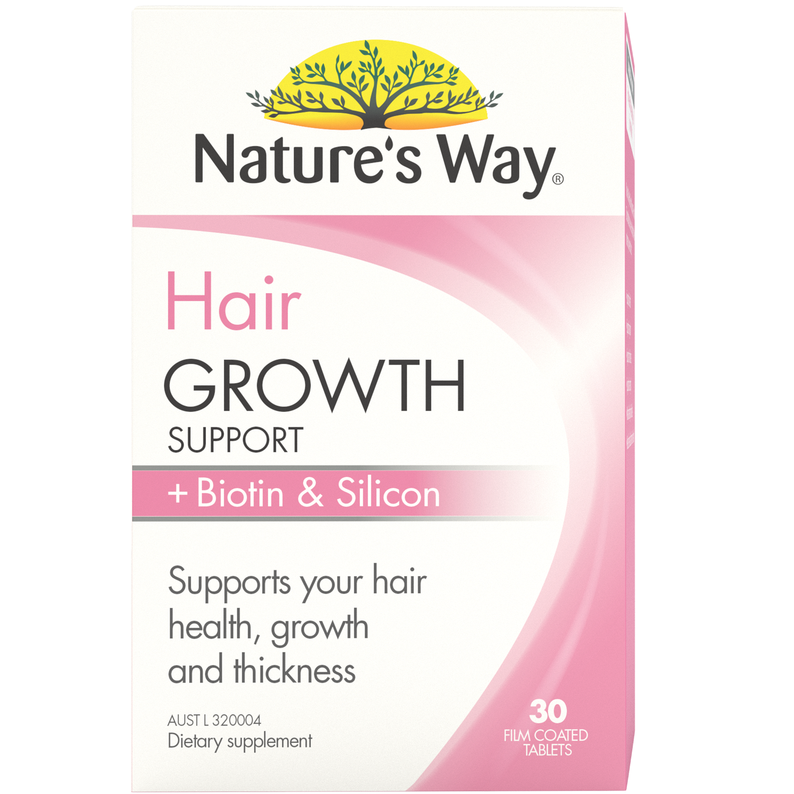 Nature's Way Hair Growth Support