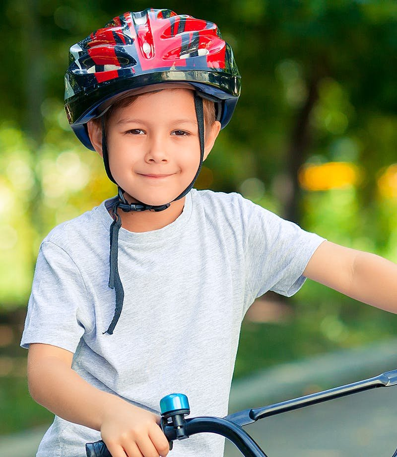 Does cycling to school encourage healthy kids?