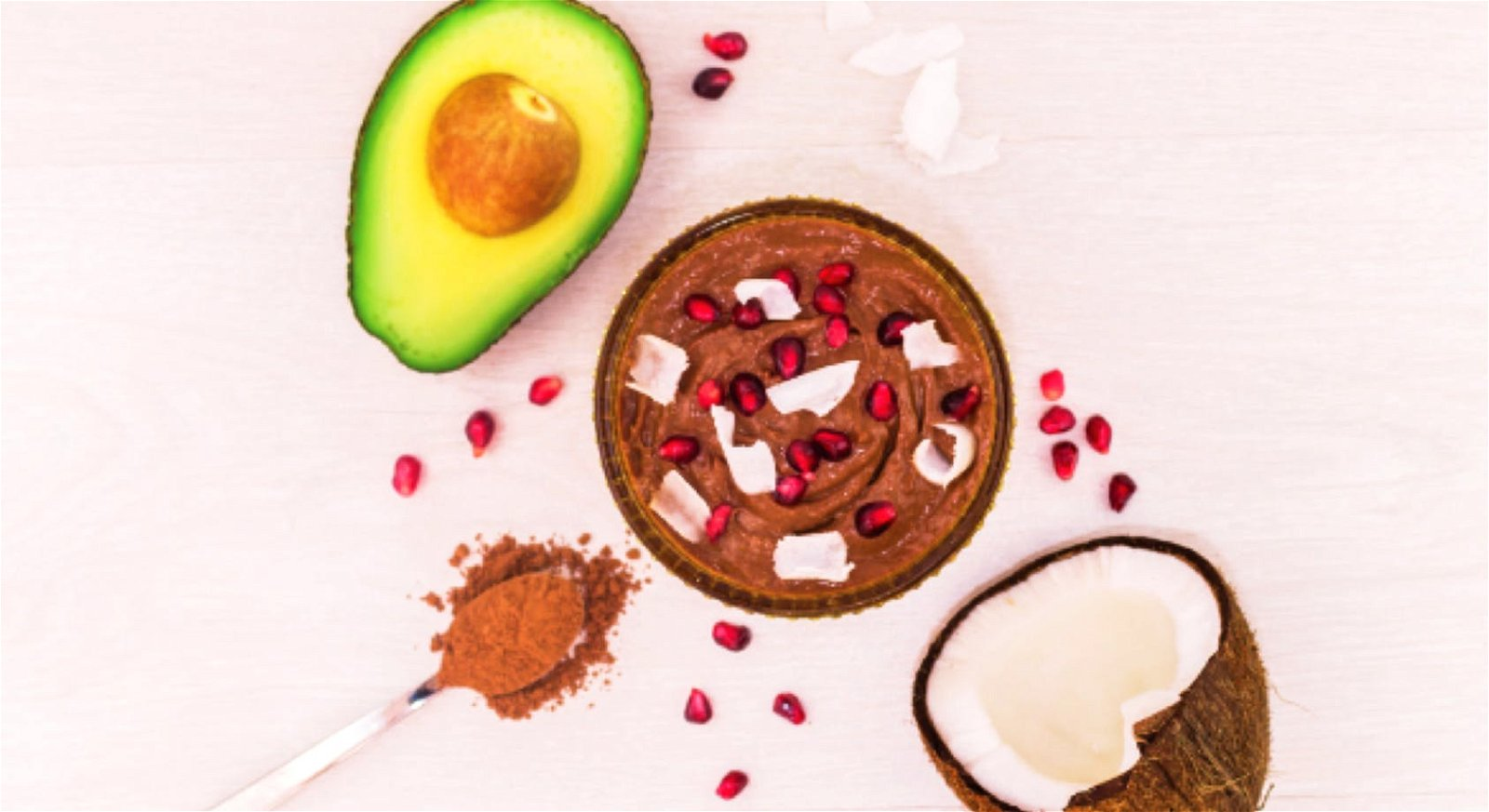 Guilt Free Cacao Pudding